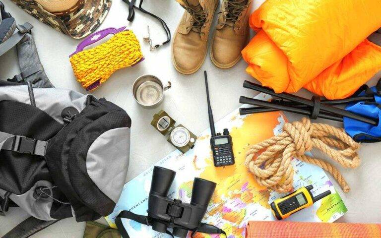 7 Most Helpful Camping Products